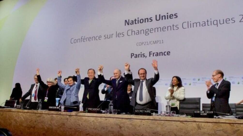 Link zum Arbeitsblatt Meilensteine der internationalen Klimapolitik
