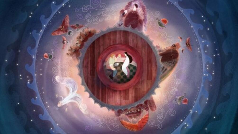 Link zum Arbeitsblatt Das Meer und die Märchen