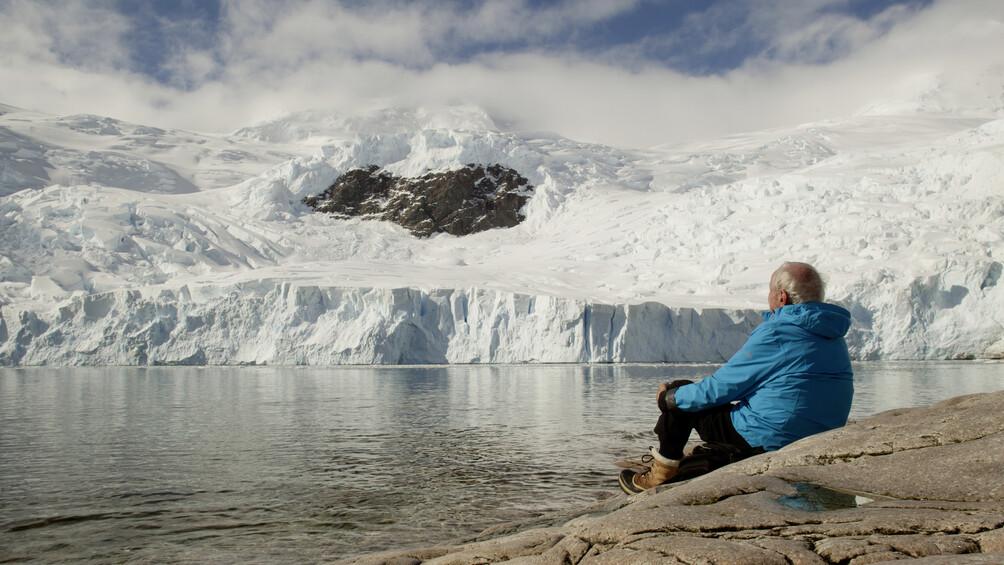 Link zum Unterrichtsmaterial zu Zwischen Himmel und Eis
