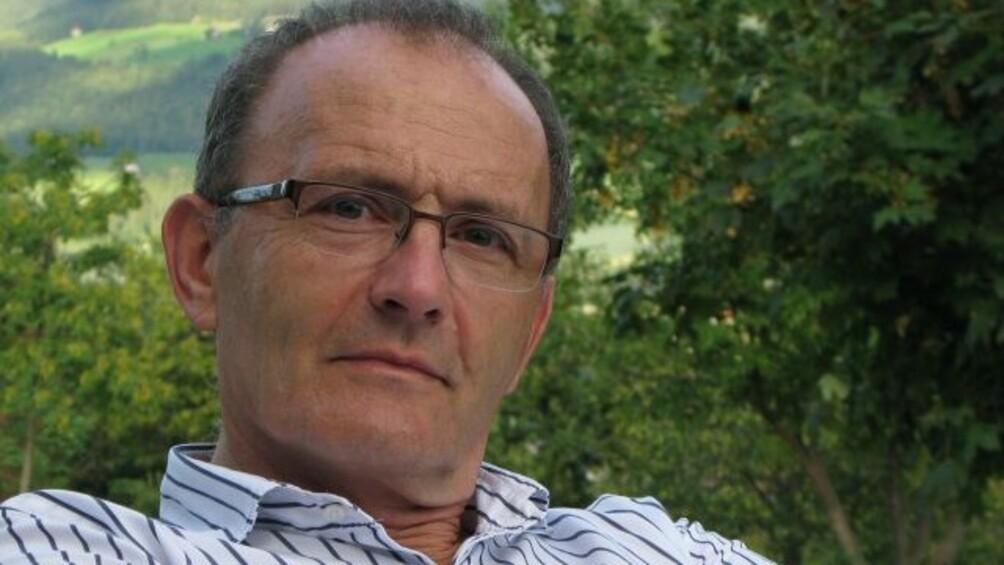 Link zum Arbeitsblatt Der Dokumentarfilmer Matthias von Gunten