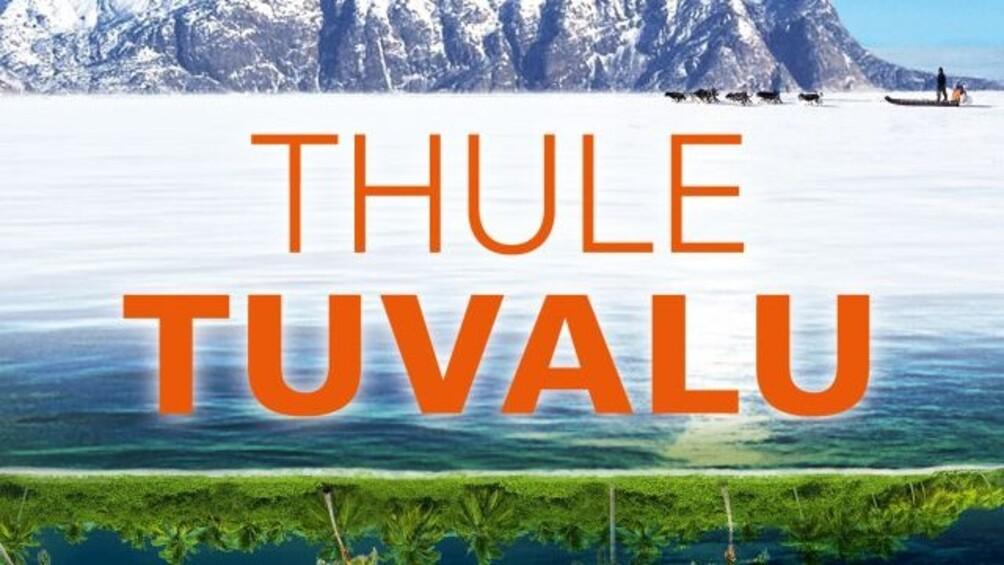 Link zum Arbeitsblatt THULETUVALU: Zwei Orte – ein Problem