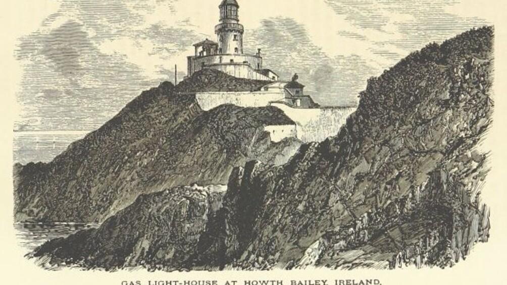 Link zum Arbeitsblatt Leben auf dem Leuchtturm